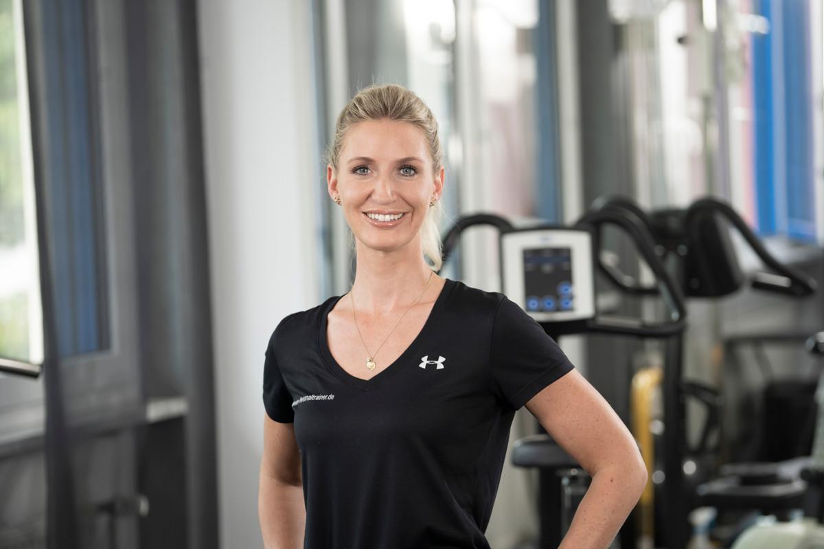 Personal Trainerin Christina Loch