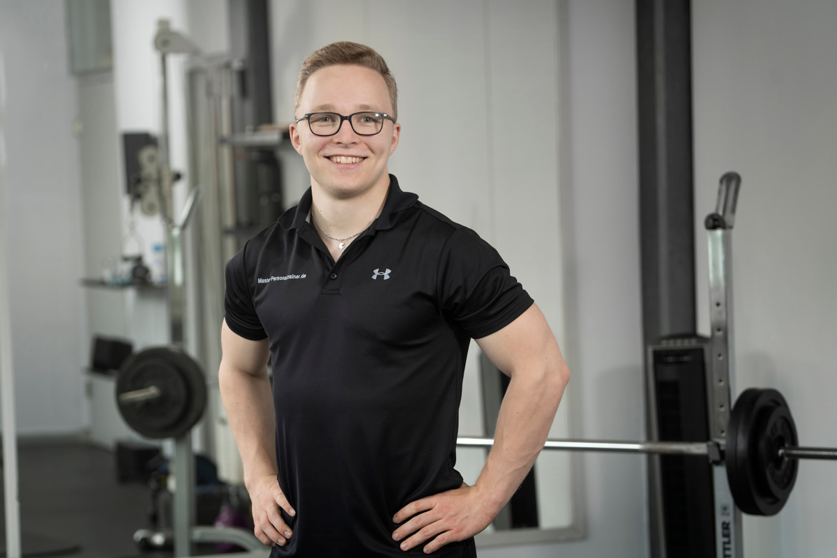 Personal Trainer Lukas Müller