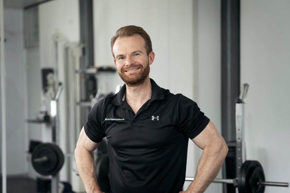 Master Personal Trainer Thomas Loch