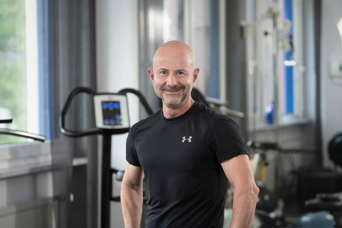 Personal Trainer Werner Bauer